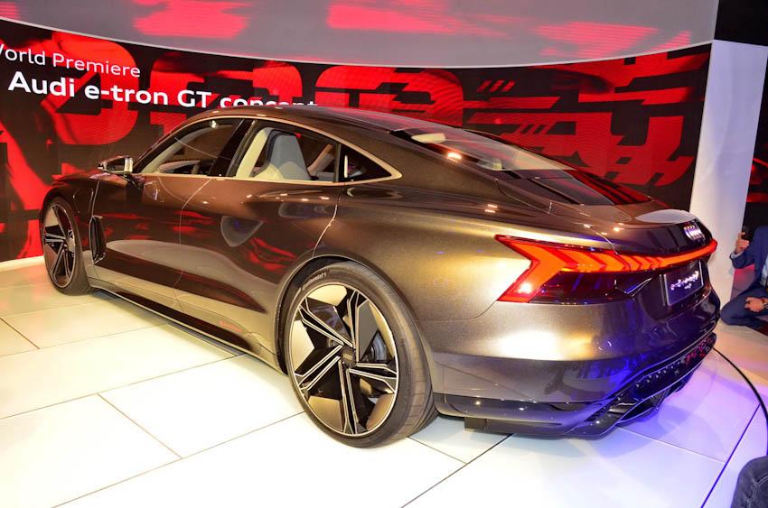 Audi e-tron GT 8