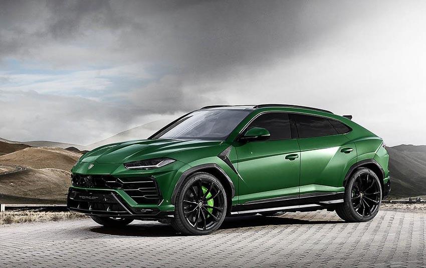 Siêu SUV Lamborghini Urus độ 1