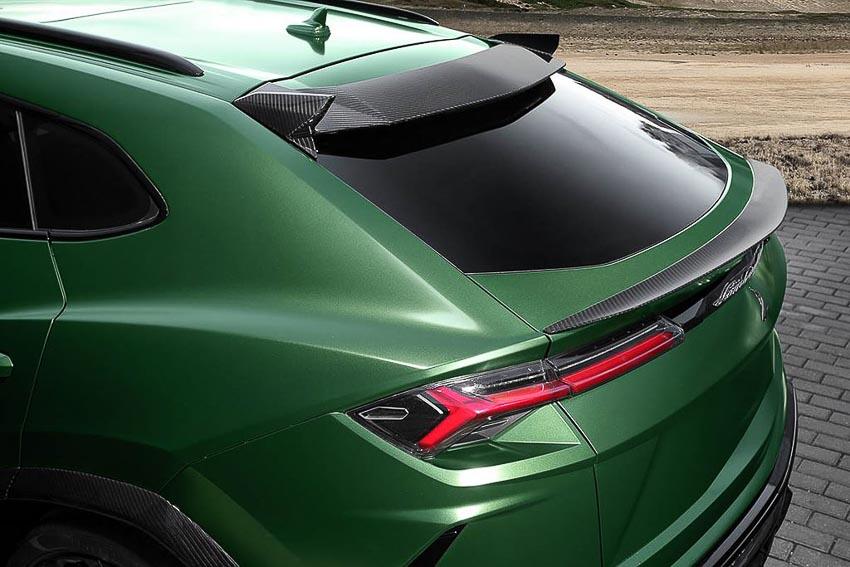 Siêu SUV Lamborghini Urus độ 11