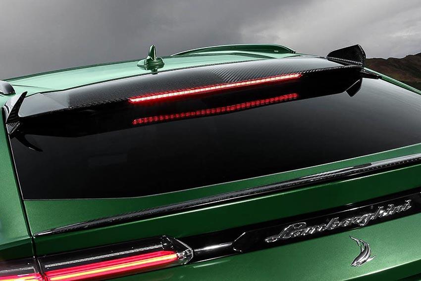 Siêu SUV Lamborghini Urus độ 12