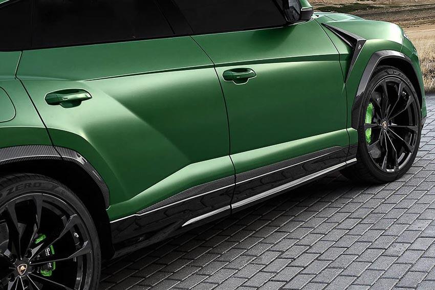 Siêu SUV Lamborghini Urus độ 13