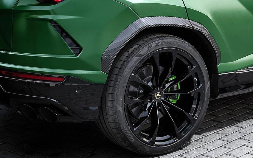 Siêu SUV Lamborghini Urus độ 14