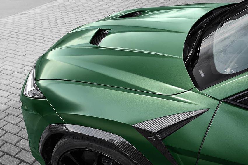 Siêu SUV Lamborghini Urus độ 8