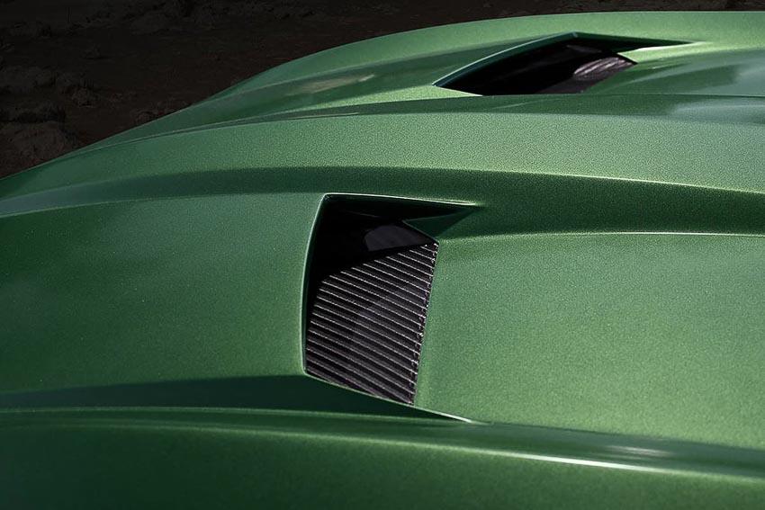Siêu SUV Lamborghini Urus độ 9