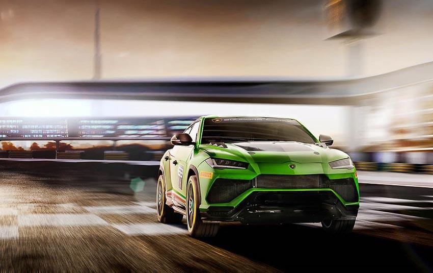 Lamborghini Urus ST-X Concept 2