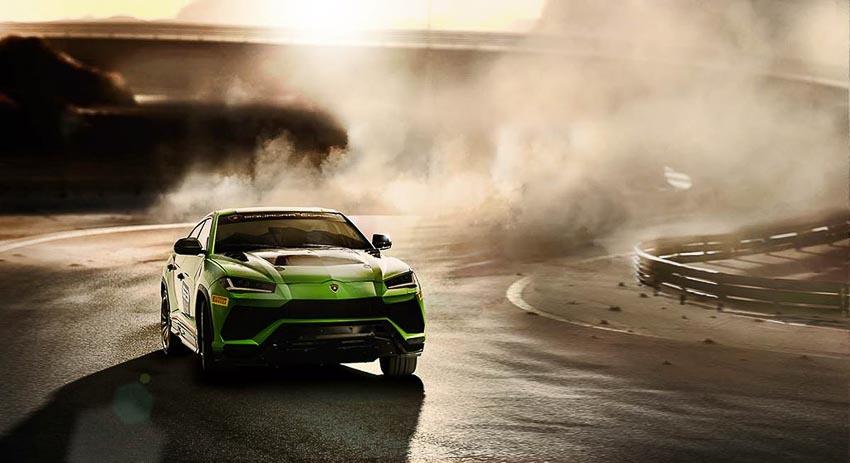 Lamborghini Urus ST-X Concept 3