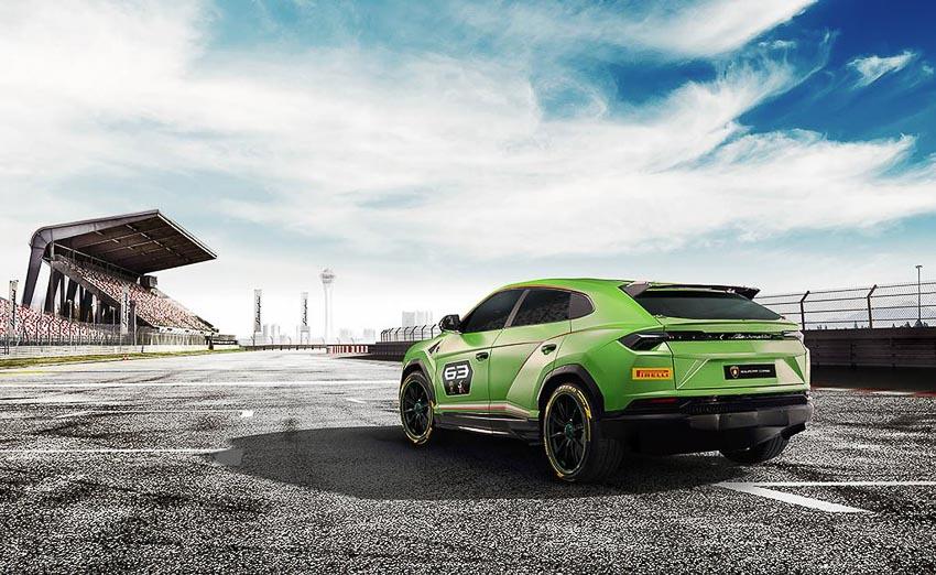 Lamborghini Urus ST-X Concept 4