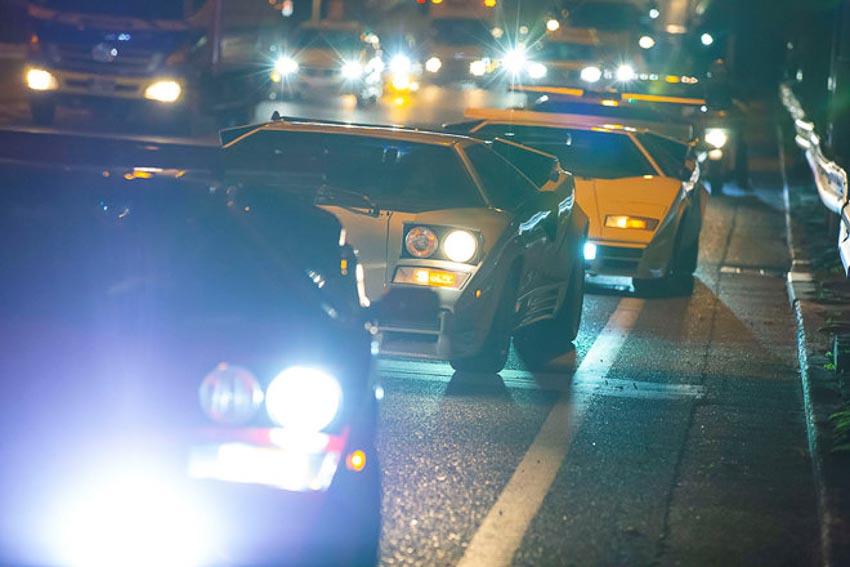 Siêu xe Lamborghini tụ hội tại Nhật Bản 5
