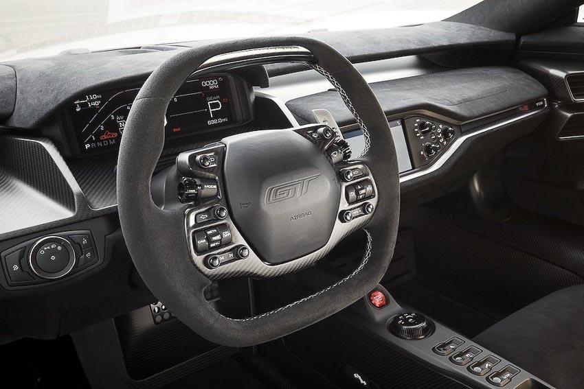 Siêu xe phiên bản đặc biệt Ford GT Carbon Series 4