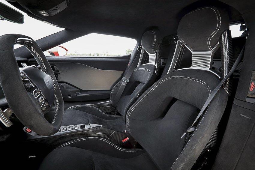 Siêu xe phiên bản đặc biệt Ford GT Carbon Series 5
