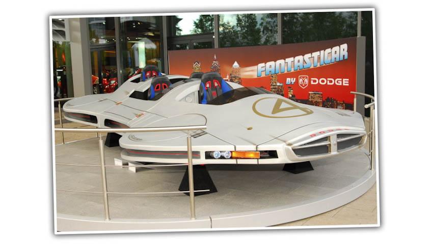 Những mẫu xe siêu anh hùng 2