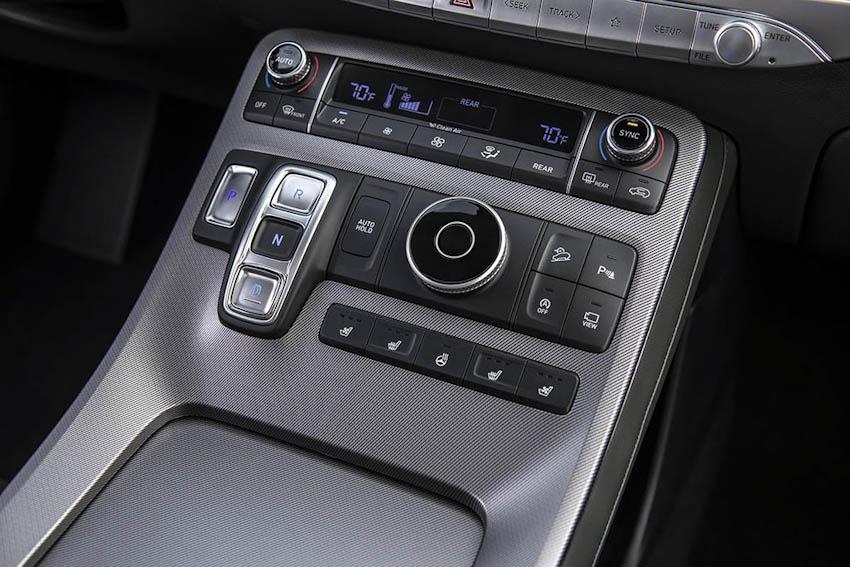 Nội thất Hyundai Palisade 2020 5