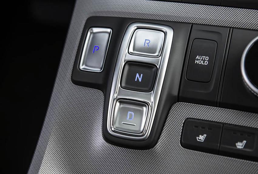 Nội thất Hyundai Palisade 2020 6