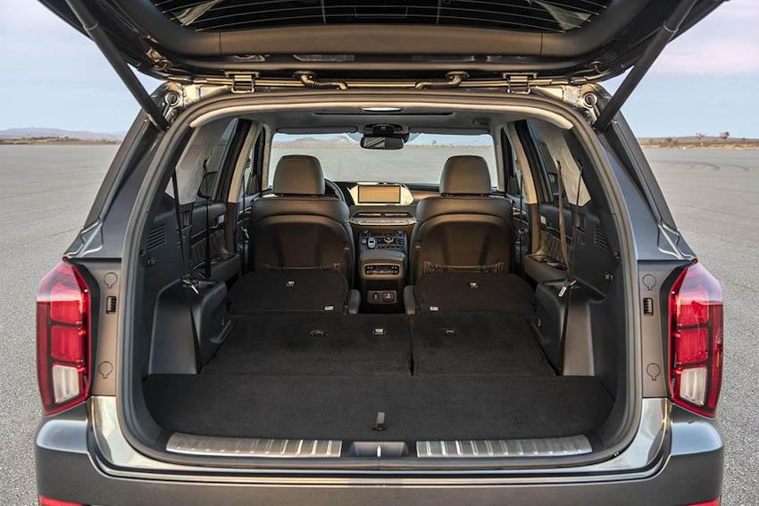 Nội thất Hyundai Palisade 2020 7