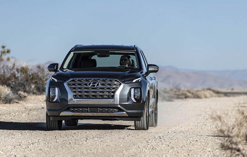Ngoại thất Hyundai Palisade 2020 6