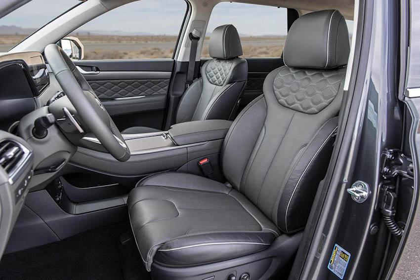 Nội thất Hyundai Palisade 2020 1