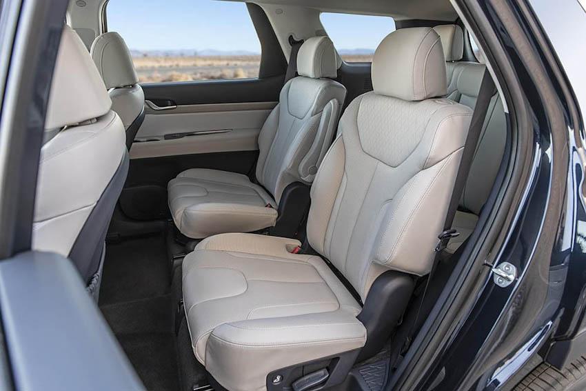 Nội thất Hyundai Palisade 2020 2
