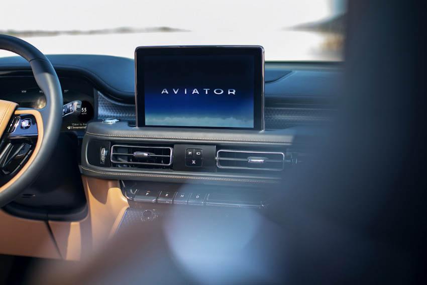 Nội thất SUV Lincoln Aviator 2020 1
