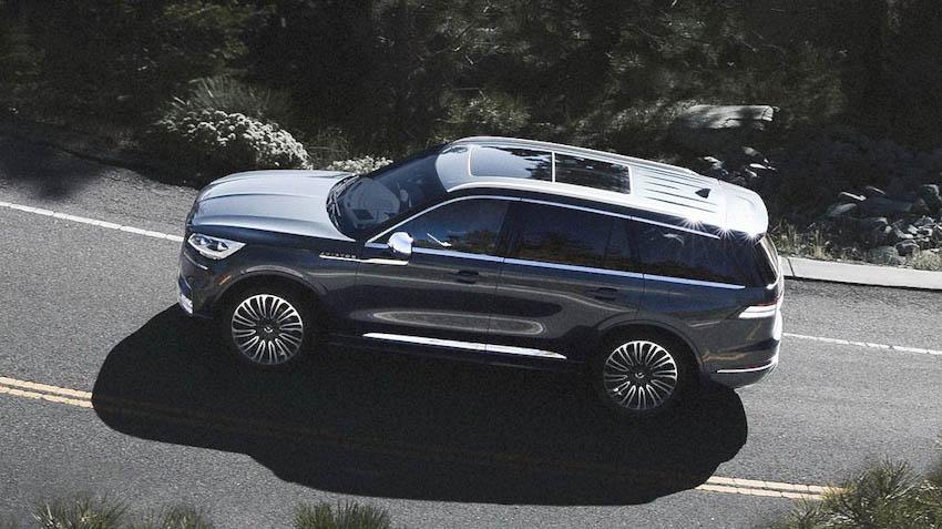 Ngoại thất SUV Lincoln Aviator 2020 5