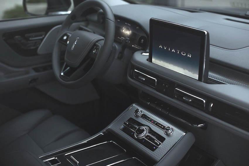 Nội thất SUV Lincoln Aviator 2020 2