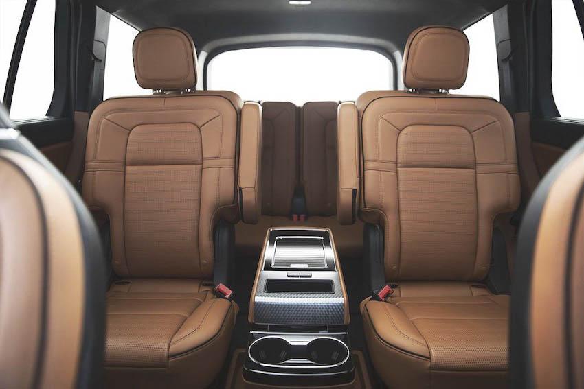 Nội thất SUV Lincoln Aviator 2020 3