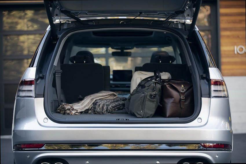 Nội thất SUV Lincoln Aviator 2020 4