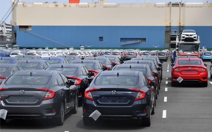 Tuần tới, Mỹ có thể tăng thuế nhập khẩu ôtô lên 25% 1