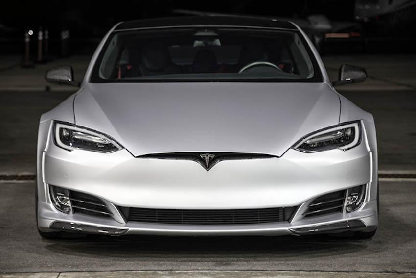 Tesla Model S-APEX P100D 2
