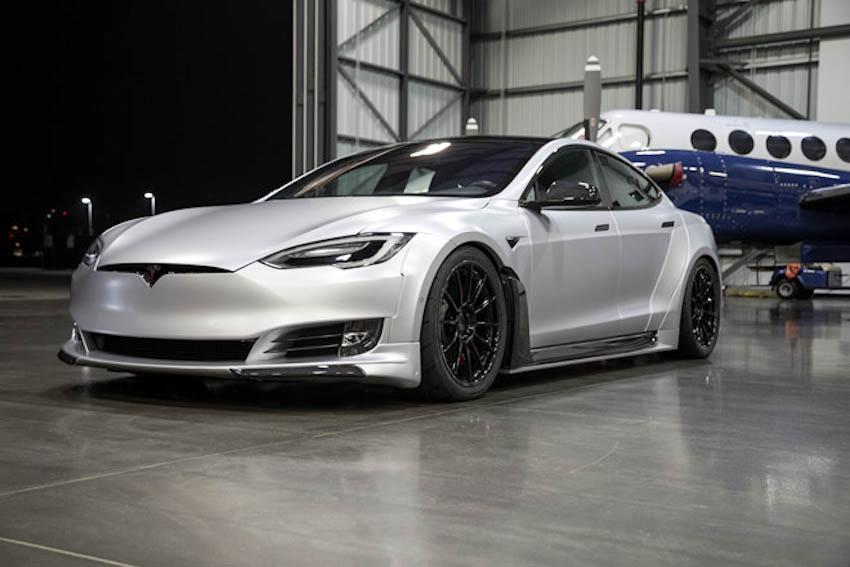 Tesla Model S-APEX P100D 4