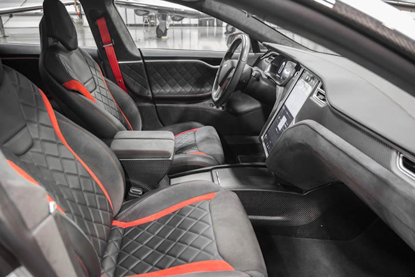 Tesla Model S-APEX P100D 5