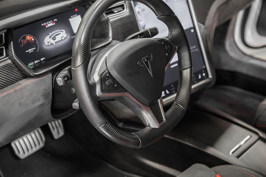 Tesla Model S-APEX P100D 6