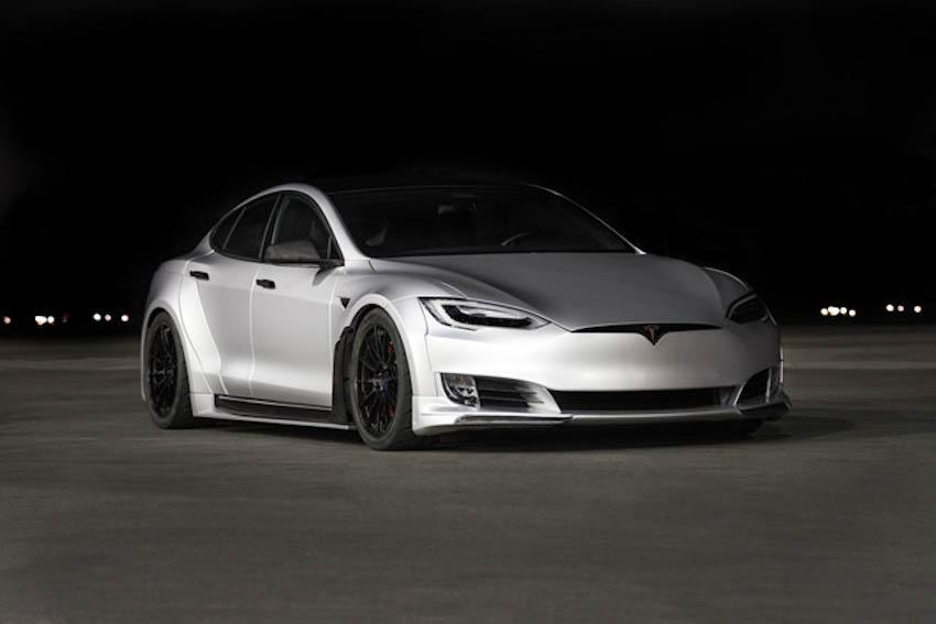 Tesla Model S-APEX P100D 7