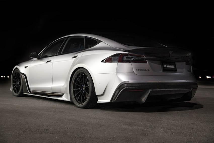 Tesla Model S-APEX P100D 8