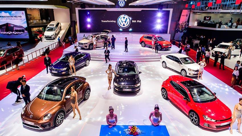 Thị trường ôtô cuối năm 2