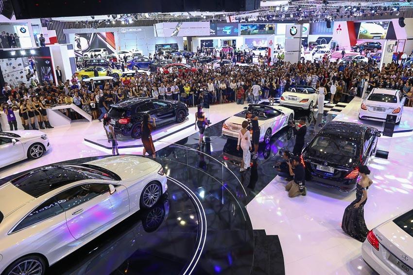 Thị trường ôtô cuối năm 4