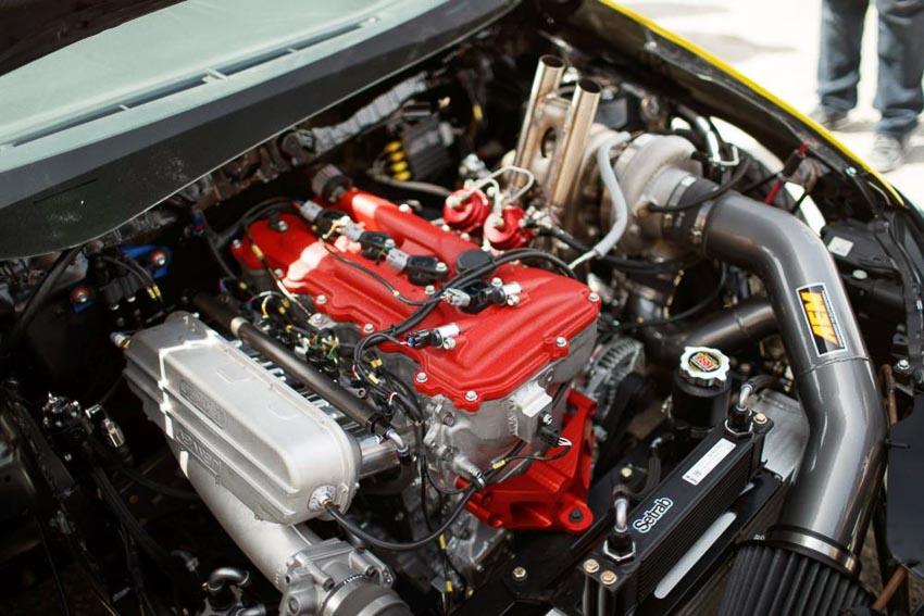 Papadakis Racing Drift Corolla 2