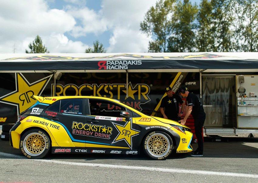 Papadakis Racing Drift Corolla 3