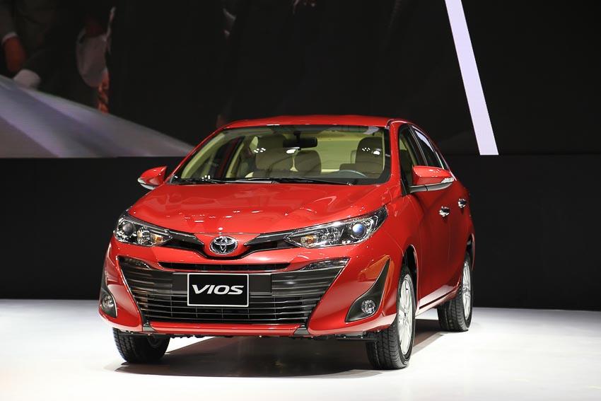 Toyota nhận 4 giải thưởng về an toàn tại ASEAN NCAP