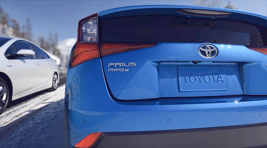 Toyota Prius 2019 2