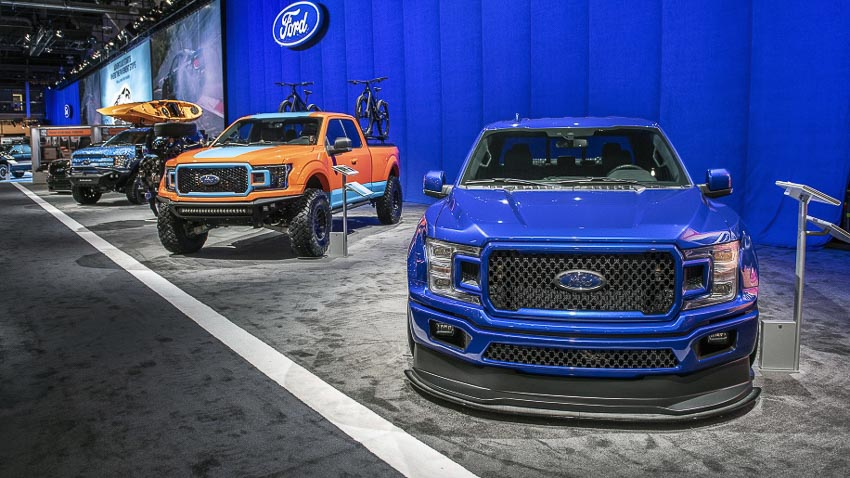 Ford F-Series Customs 1