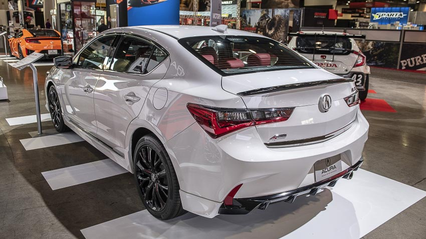 Acura ILX A-Spec Accessories 2