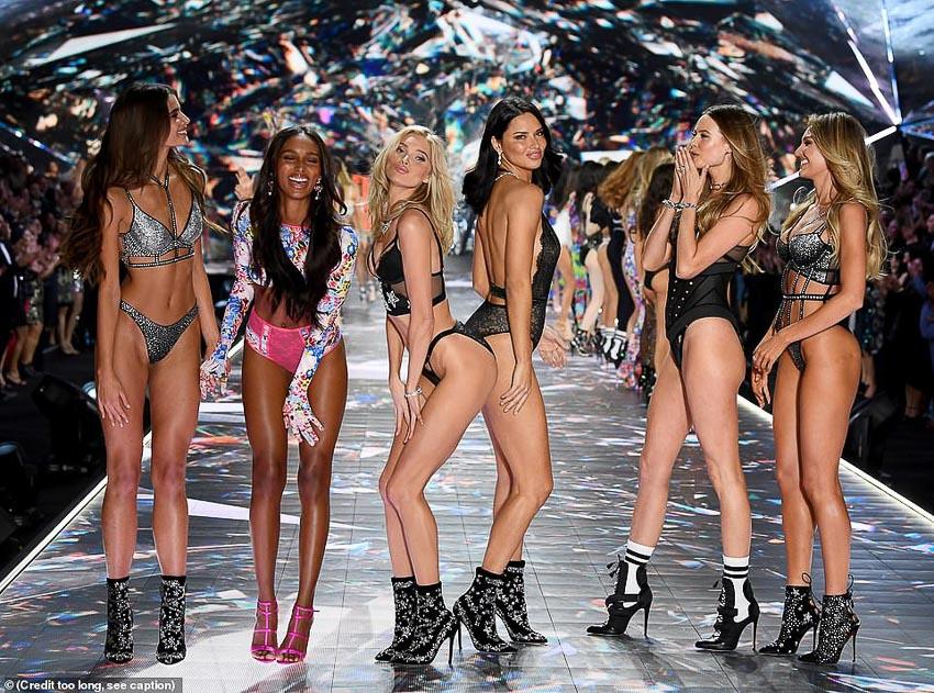 Các người đẹp tạm biệt chị cả Adriana Lima, thiên thần vĩ đại nhất lịch sử Victoria's Secret
