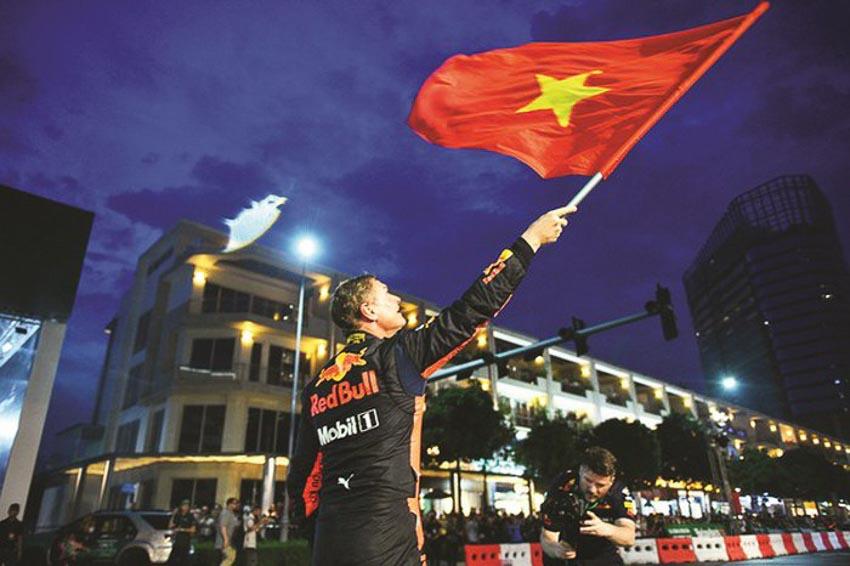 Việt Nam tổ chức một chặng đua F1 vào năm 2020 6