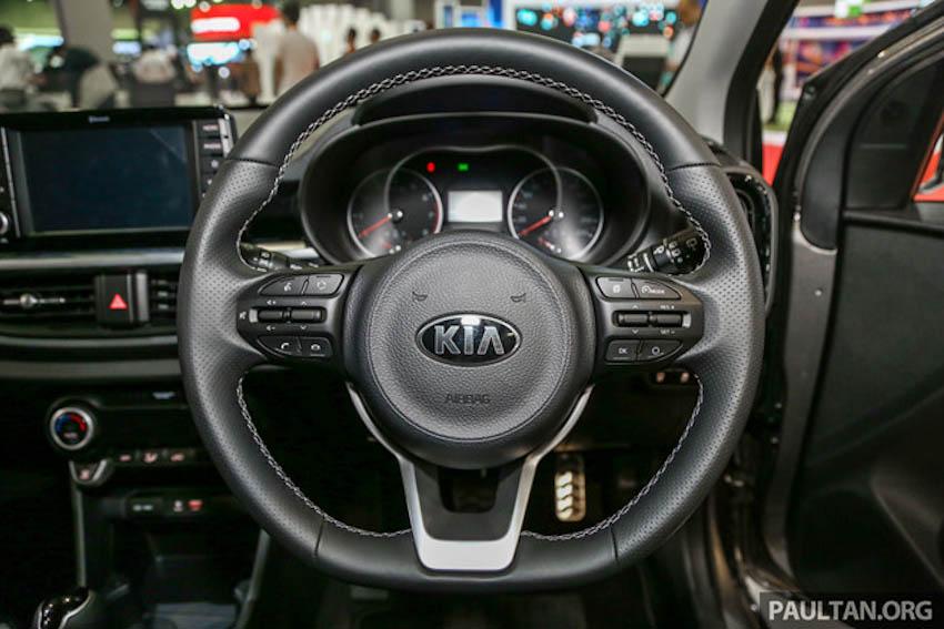 Nội thất Kia Picanto GT-Line 2019 1