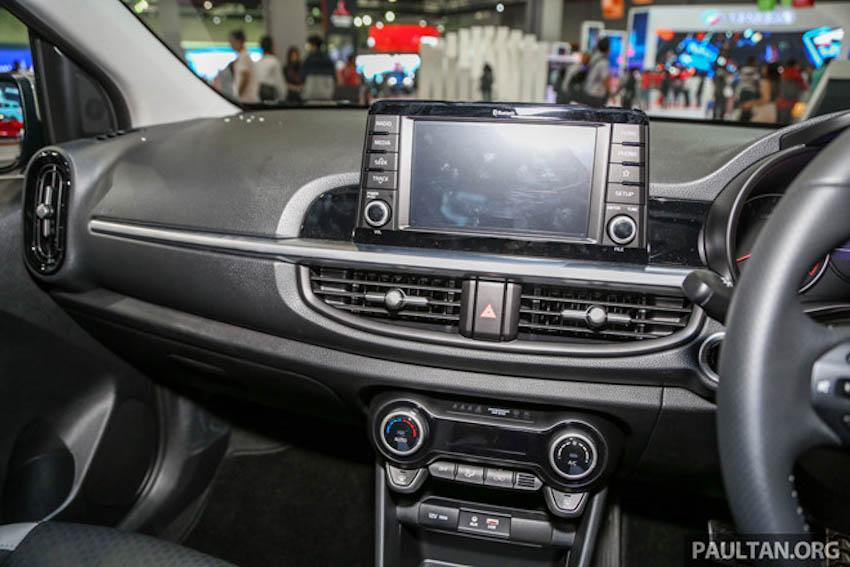 Nội thất Kia Picanto GT-Line 2019 2