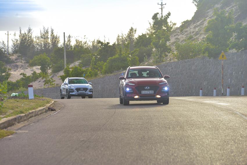 "Hyundai Kona - Sức hút kỳ lạ từ ""tân binh"" Hyundai Kona - 1"