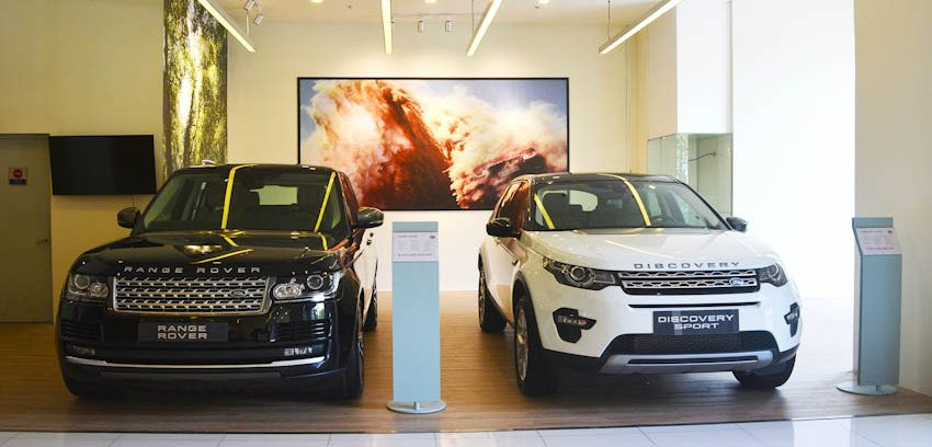 Ưu đãi khi mua Range Rover Evoque