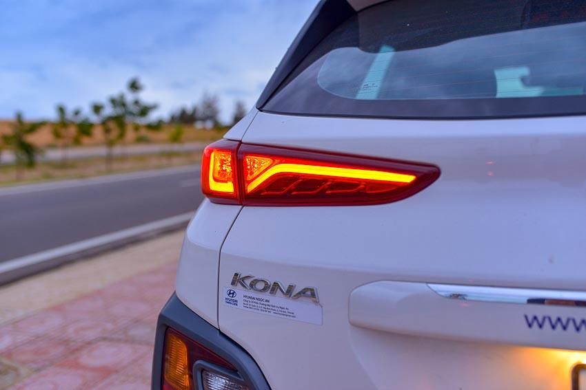 Đèn xe Hyundai Kona 2