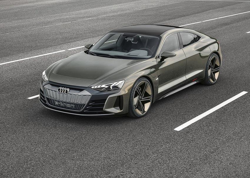 Audi e-tron GT 1