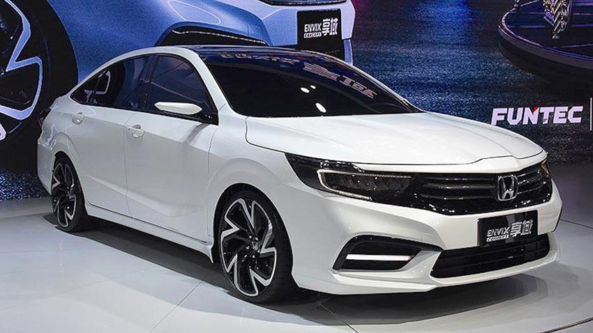 Honda Envix 1